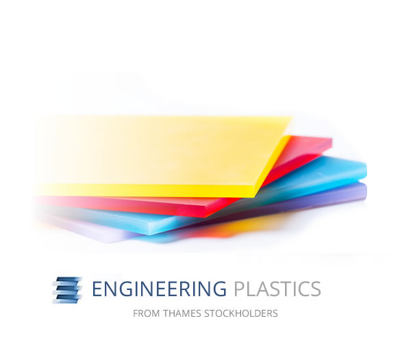 A comprehensive range of engineering plastics from Thames Stockholders