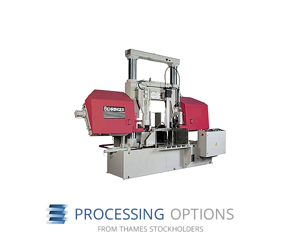 Processing Options from Thames Stockholders